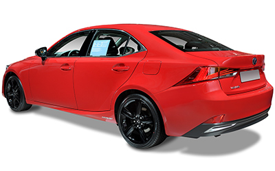 Lexus IS autoliising | Sixt Leasing