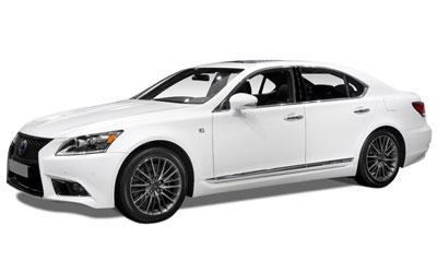 Lexus LS autoliising   Sixt Leasing