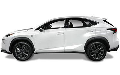 Lexus NX autoliising   Sixt Leasing