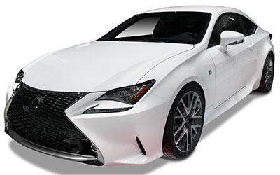 Lexus RC autoliising | Sixt Leasing