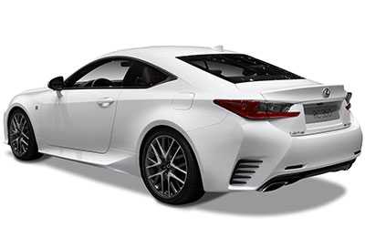 Lexus RC Galleriefoto