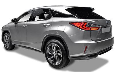Lexus RX autoliising | Sixt Leasing