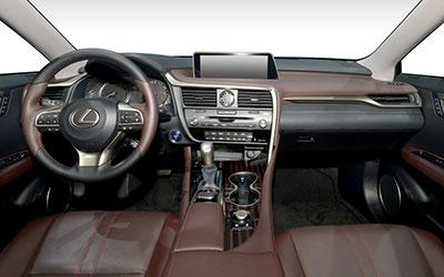 Lexus RX Galleriefoto