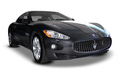 Maserati GranTurismo autoliising | Sixt Leasing