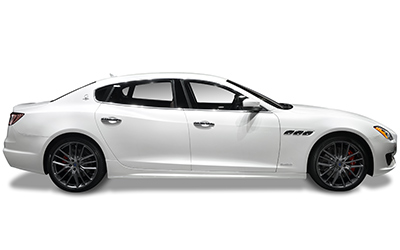 Maserati Quattroporte Galleriefoto