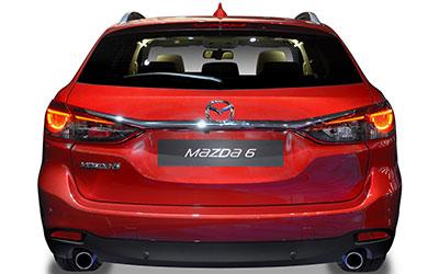 Mazda 6 autoliising | Sixt Leasing