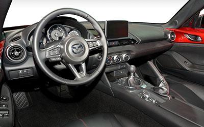 Mazda MX-5 Galleriefoto