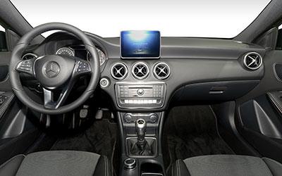 Mercedes-Benz A klass Galleriefoto