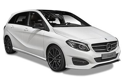 Mercedes-Benz B klass Galleriefoto