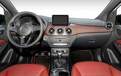 Mercedes-Benz B klass autoliising   Sixt Leasing
