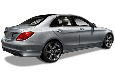 Mercedes-Benz C klass Galleriefoto