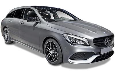 Mercedes-Benz CLA Galleriefoto