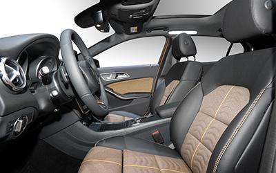 Mercedes-Benz GLA Galleriefoto