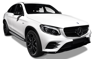 Mercedes-Benz GLC Coupe autoliising | Sixt Leasing