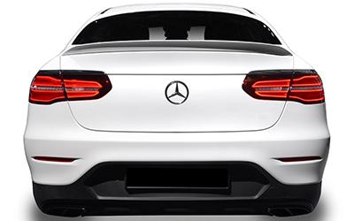 Mercedes-Benz GLC Coupe Galleriefoto