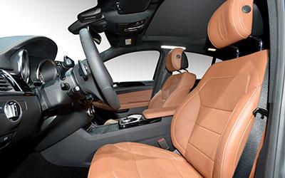 Mercedes-Benz GLE Coupe autoliising | Sixt Leasing