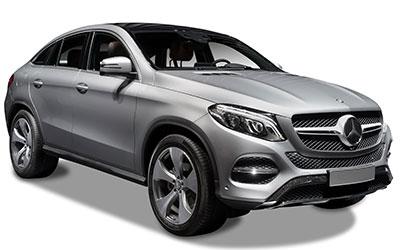 Mercedes-Benz GLE Coupe Galleriefoto