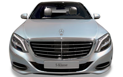 Mercedes-Benz S klass autoliising | Sixt Leasing