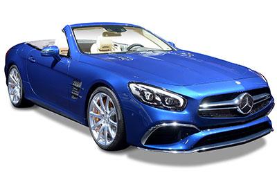 Mercedes-Benz SL Galleriefoto