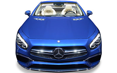 Mercedes-Benz SL autoliising | Sixt Leasing