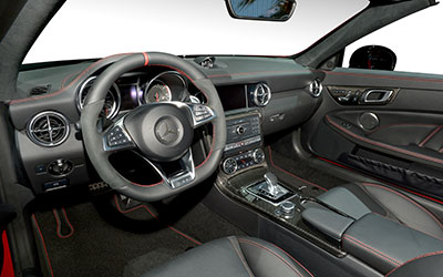 Mercedes-Benz SLC autoliising | Sixt Leasing