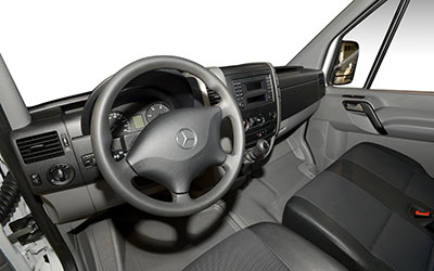 Mercedes-Benz Sprinter autoliising | Sixt Leasing
