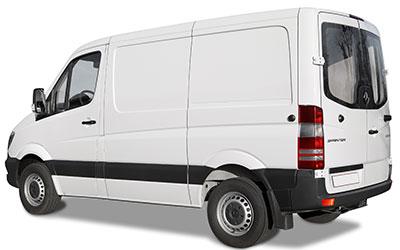 Mercedes-Benz Sprinter Galleriefoto