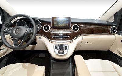 Mercedes-Benz V klass Galleriefoto