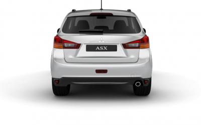 Mitsubishi ASX autoliising   Sixt Leasing
