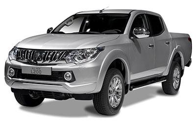 Mitsubishi L200 autoliising | Sixt Leasing
