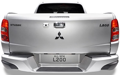 Mitsubishi L200 Galleriefoto
