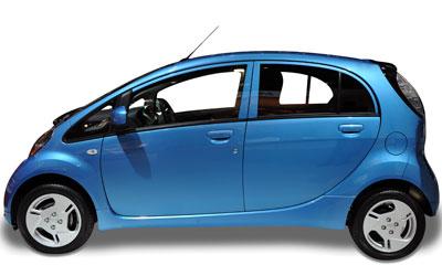 Mitsubishi i-MiEV autoliising | Sixt Leasing