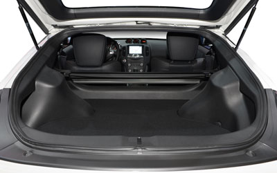 Nissan 370Z Galleriefoto