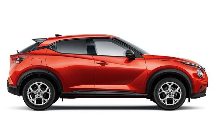 Nissan Juke autoliising | Sixt Leasing