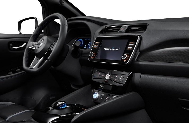 Nissan Leaf autoliising | Sixt Leasing