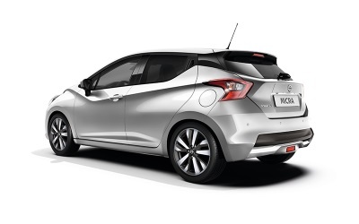 Nissan Micra autoliising | Sixt Leasing