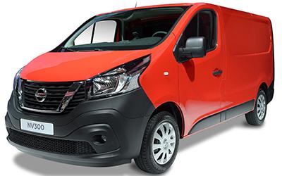 Nissan NV300 autoliising | Sixt Leasing
