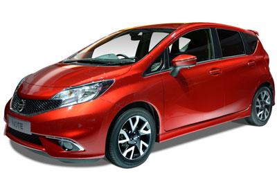 Nissan Note autoliising | Sixt Leasing