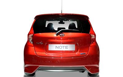 Nissan Note Galleriefoto