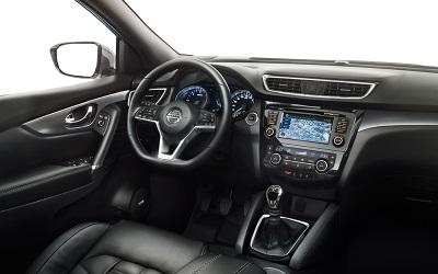 Nissan Qashqai autoliising   Sixt Leasing