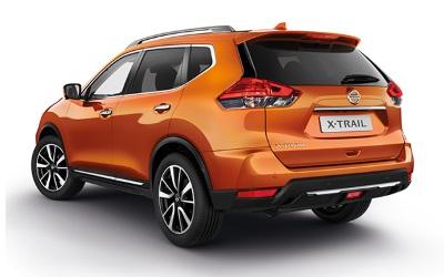 Nissan X-Trail autoliising | Sixt Leasing