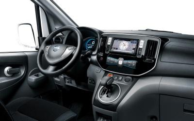Nissan e-NV200 Van autoliising   Sixt Leasing