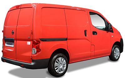 Nissan NV200 Galleriefoto