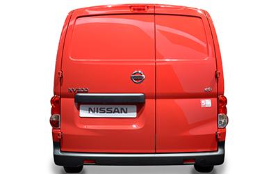 Nissan NV200 autoliising   Sixt Leasing