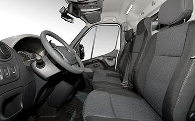 Opel Movano autoliising | Sixt Leasing
