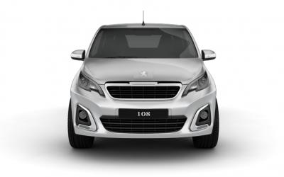 Peugeot 108 autoliising | Sixt Leasing