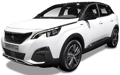 Peugeot 3008 autoliising | Sixt Leasing