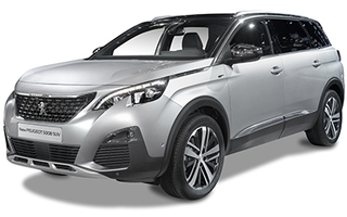 Peugeot 5008 autoliising | Sixt Leasing