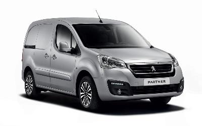 Peugeot Partner autoliising | Sixt Leasing