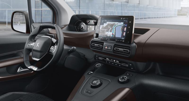 Peugeot Rifter autoliising   Sixt Leasing